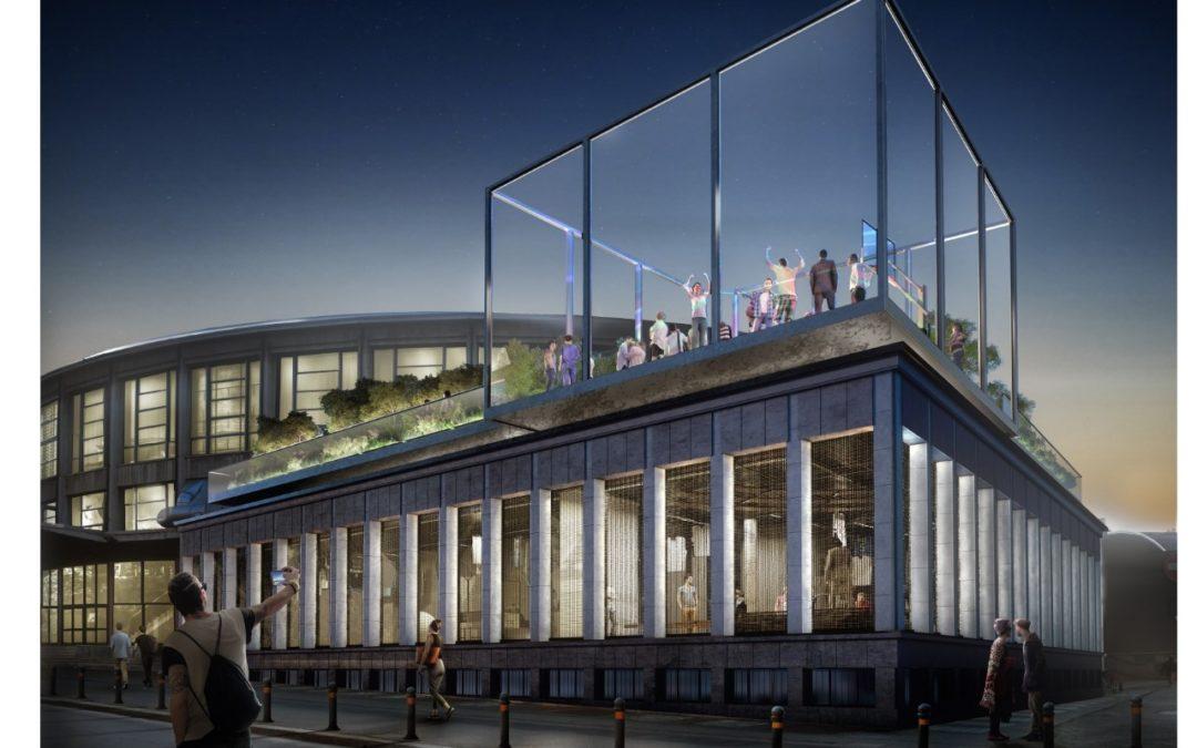 IL FUTURO MUSEO NAZIONALE DEL BASKET