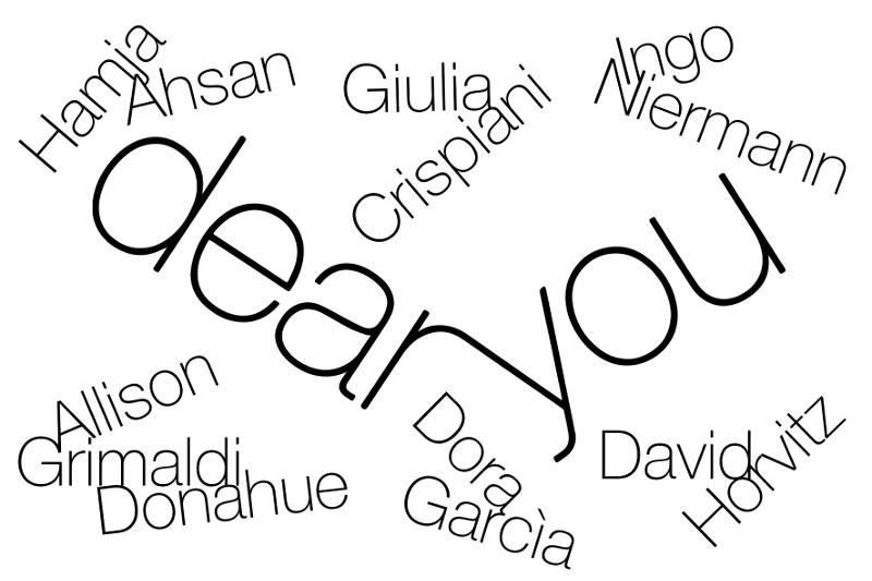 Dear You – Per te